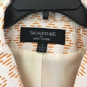 Signature by Larry Levine Jackets & Coats - Signature Larry Levine Jacket